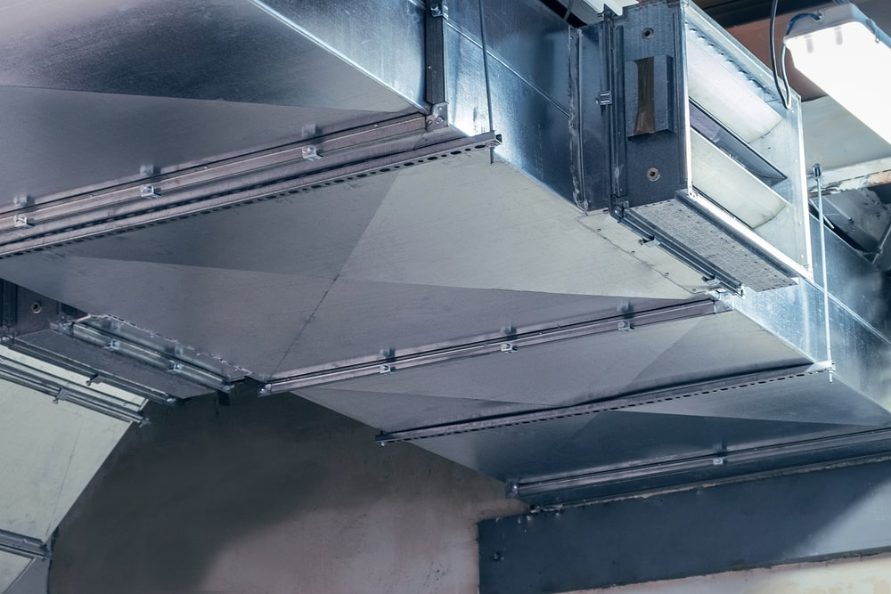 ac ductwork